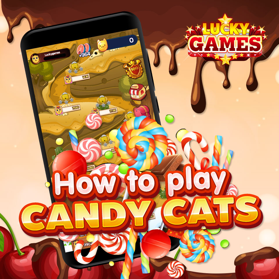 How to play Candy Cats